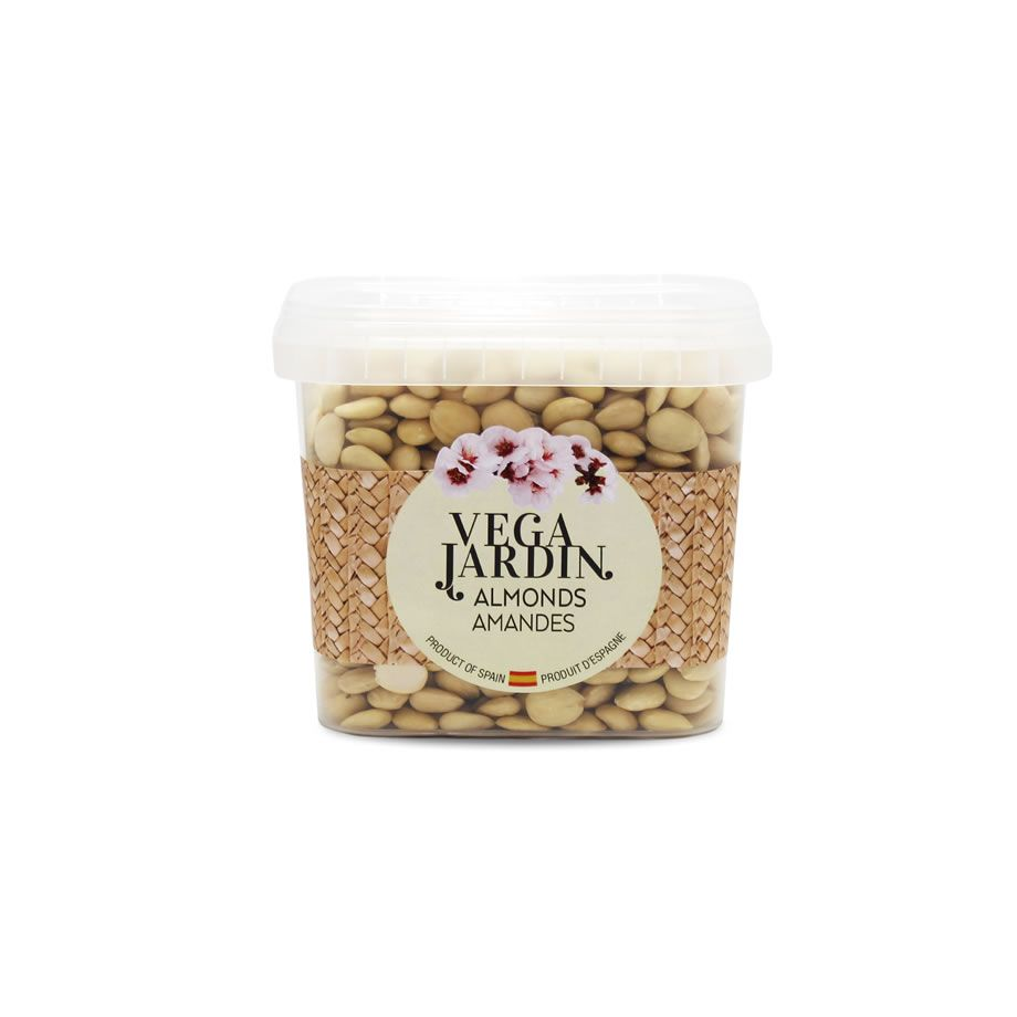Marcona Almonds Raw Blanched 1.3 kg