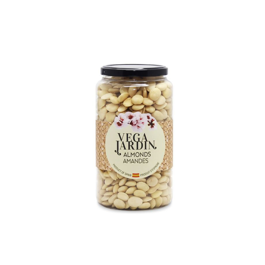 Marcona Almonds Raw Blanched 910 g