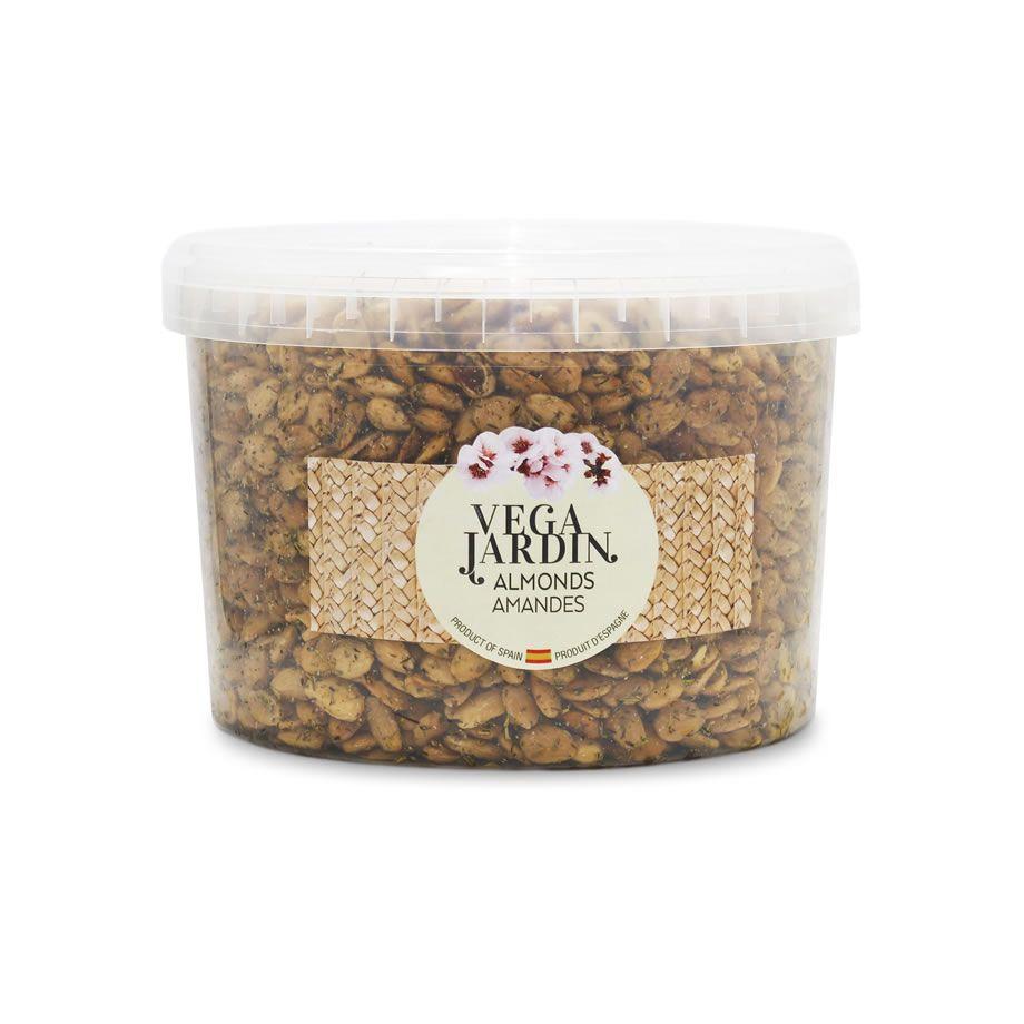 Valencia Almonds Fried & Salted Fine Herbs 5 kg