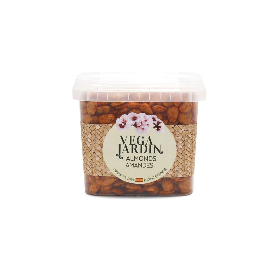Valencia Almonds Fried & Salted Hot Paprika 1.3 kg