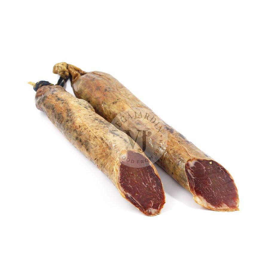 Iberian 50% Bellota smoked loin Cular 1.5 kg and 700 g
