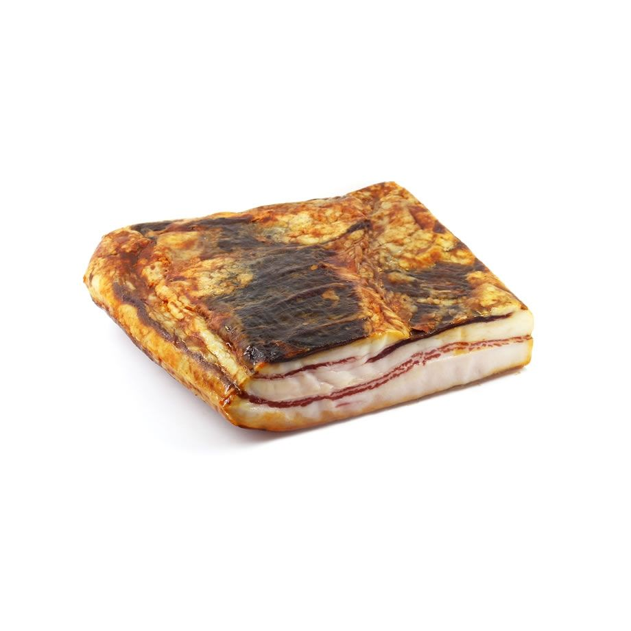 Bellota Iberian smoked cured bacon
