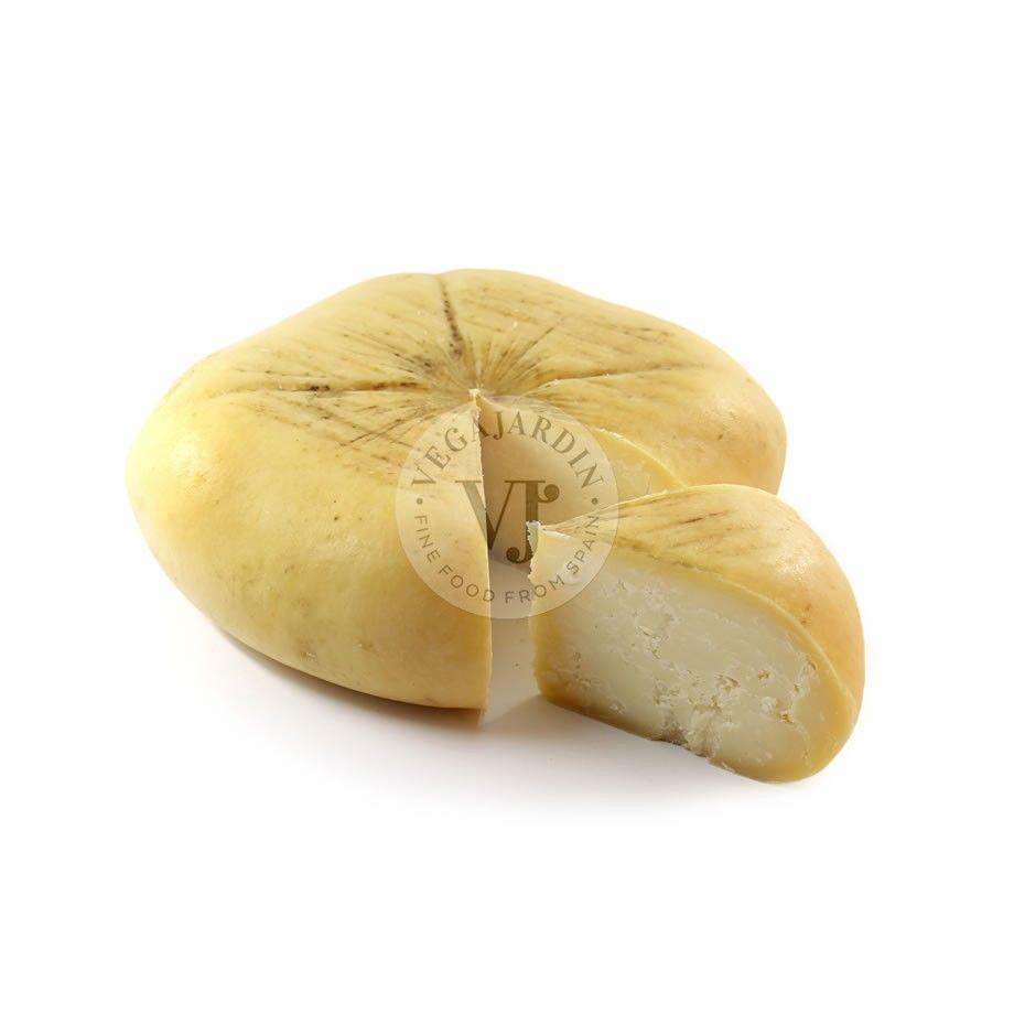 Raw Milk Mahón Cheese PDO Cured