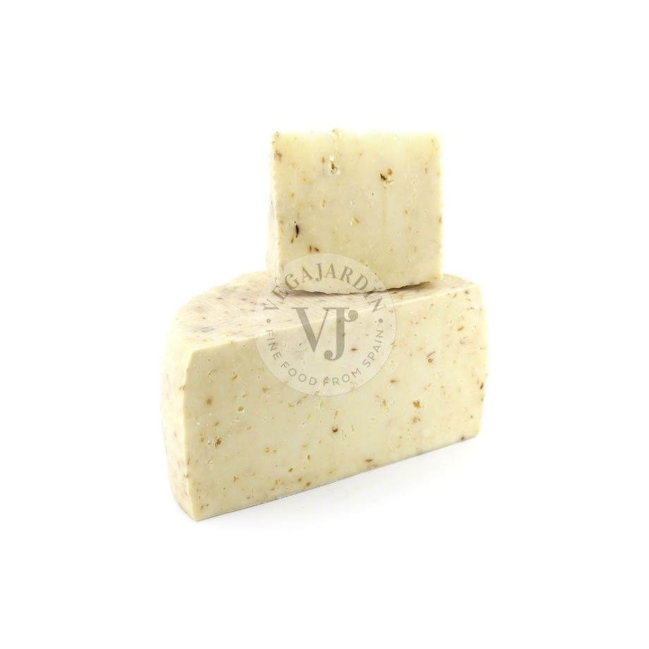 Boletus Edulis sheep Cheese