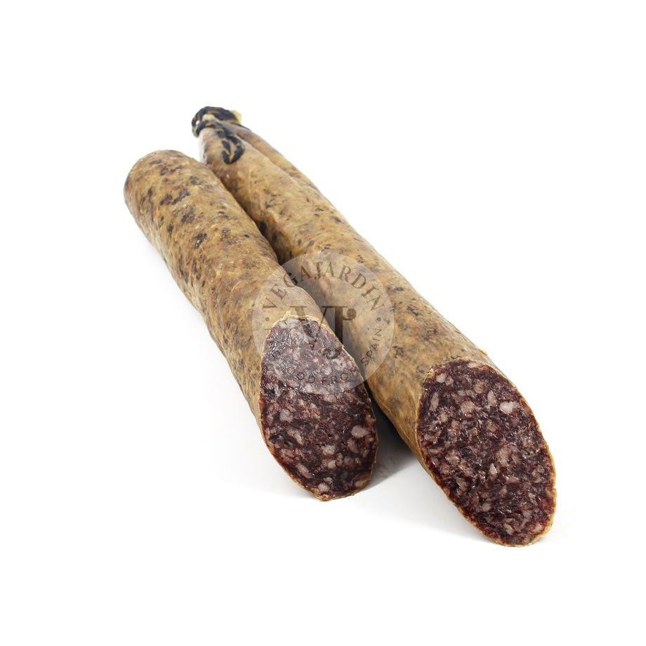 Bellota Iberian Smoked salchichón Cular 1.2 kg, 600 g