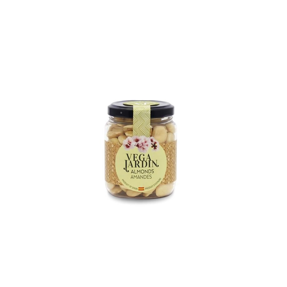 Valencia Almonds Raw Blanched  125 g