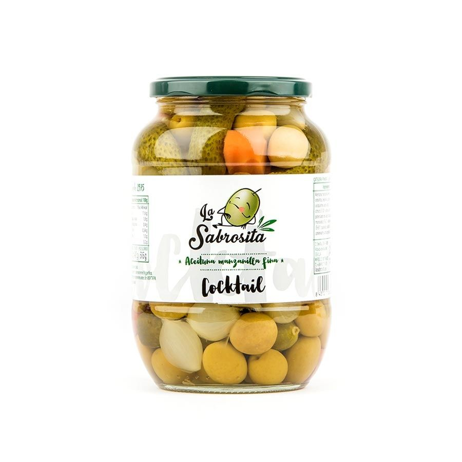 Pickled Cocktail 515 g
