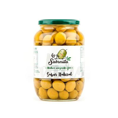Whole Manzanilla Olives 465 g