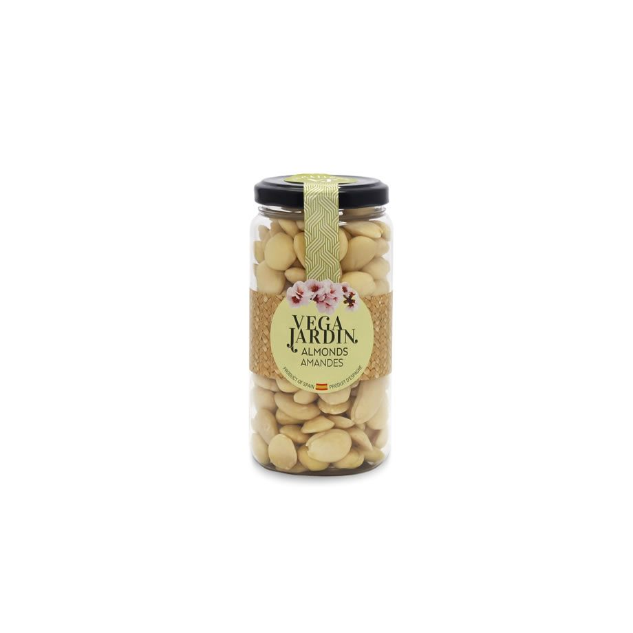 Valencia Almonds Raw Blanched 215 g