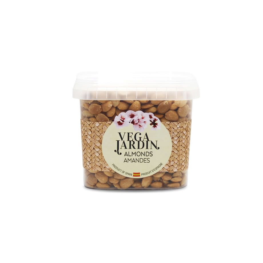 Valencia Almonds Fried & Salted 1.3 kg