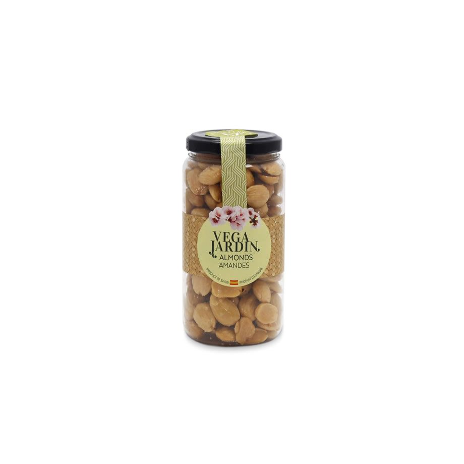 Valencia Almonds Fried & Salted 215 g