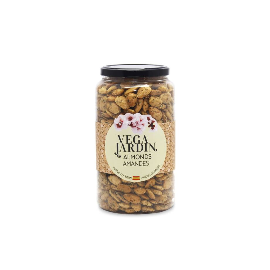Valencia Almonds Fried & Salted Fine Herbs 910 g