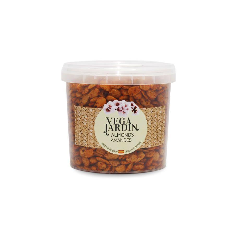 Valencia Almonds Fried & Salted Hot Paprika 2.3 kg