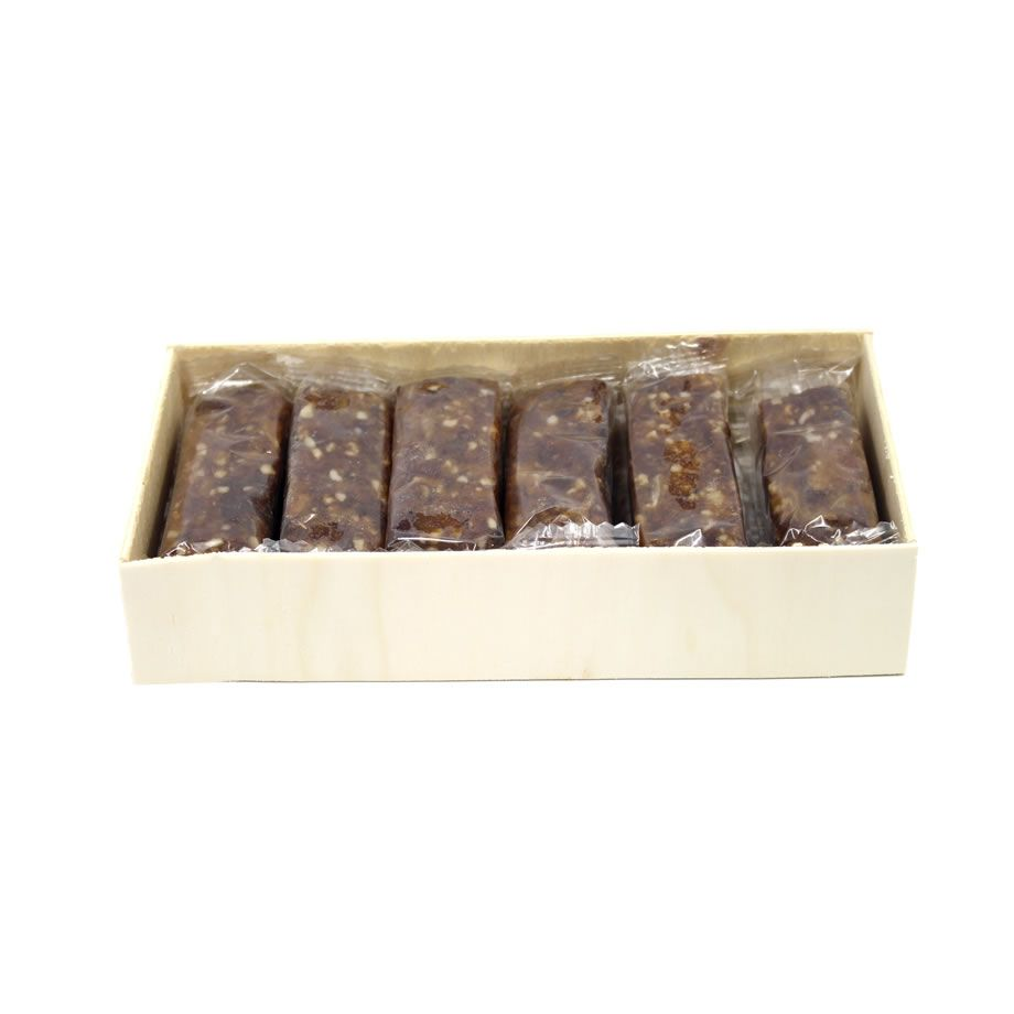 Date cake with almonds bars 50 g