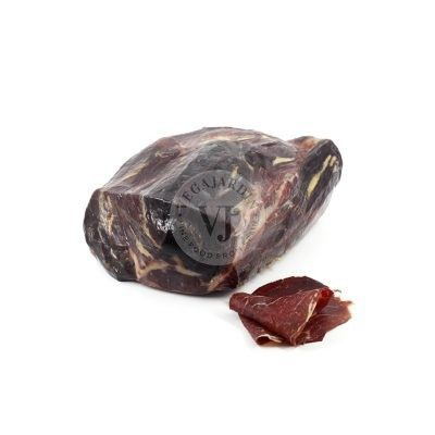 Cecina Leon IGP skinless stiffle block 1.6 kg and 3-4 kg