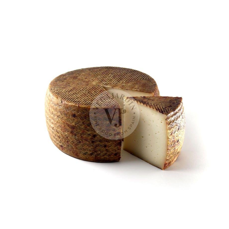 Raw Milk goat Cheese Gran Reserva