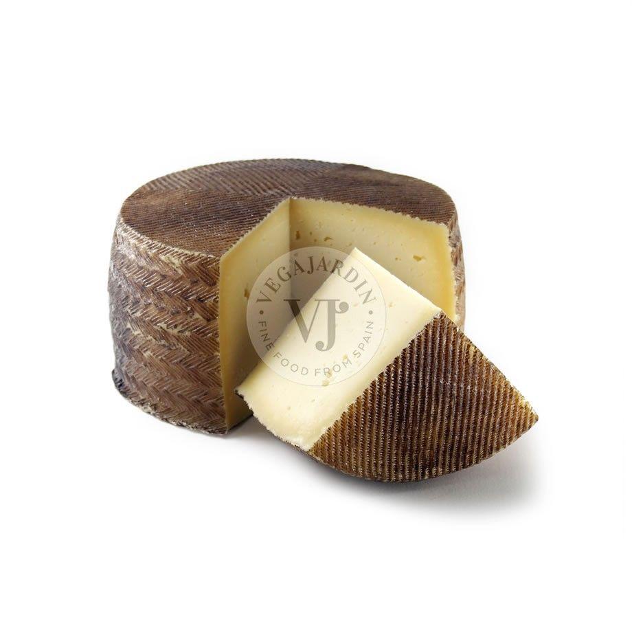Raw Milk Ibérico Cheese Cured
