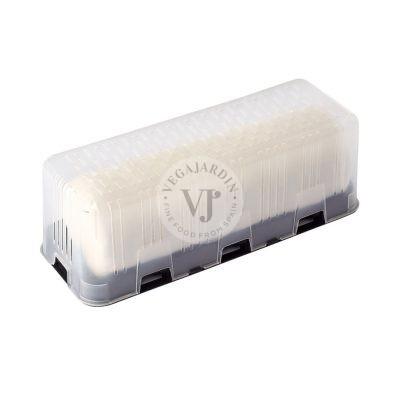 Goat Cheese log with penicillium