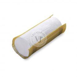rulo de queso de cabra madurado