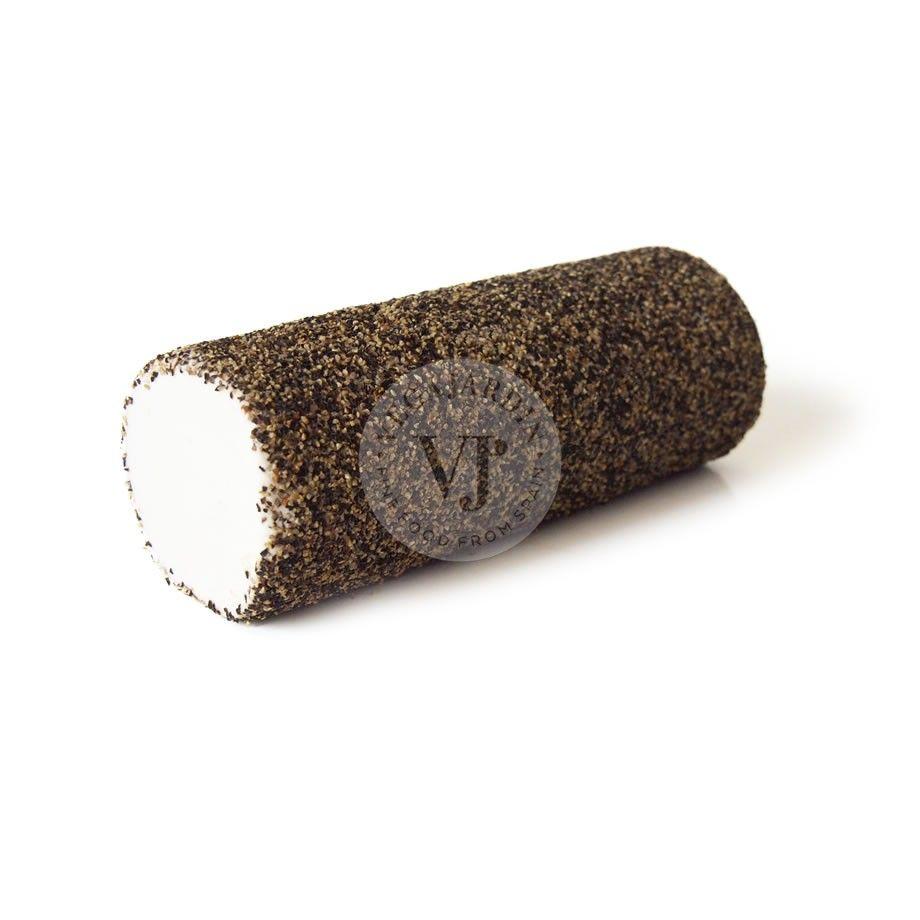 Pepper fresh goat Cheese log