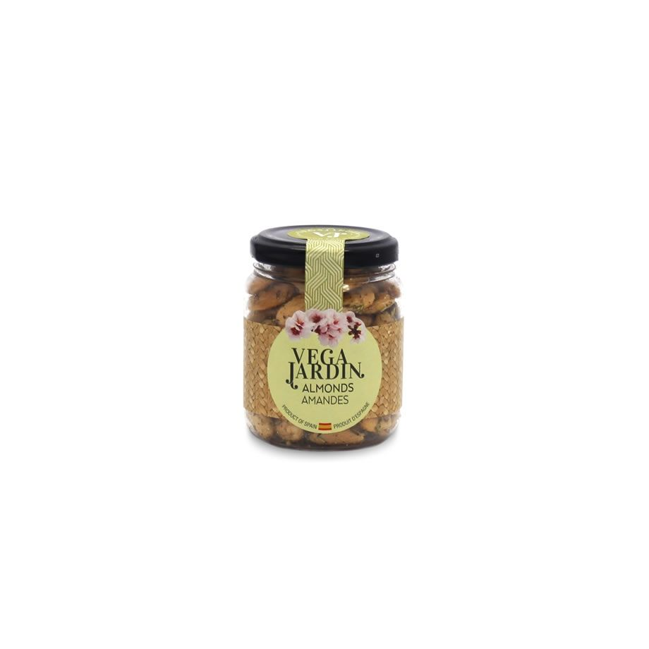 Valencia Almonds Fried & Salted Fine Herbs 125 g