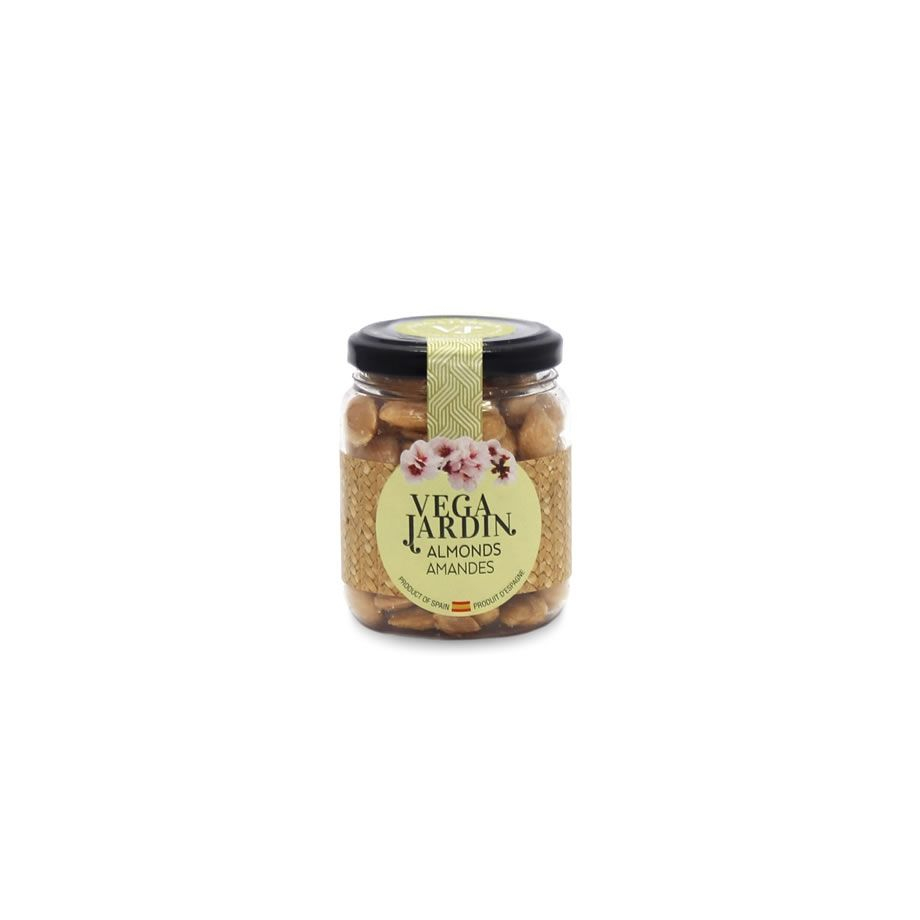 Valencia Almonds Fried & Salted 125 g