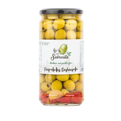 Pitted Chupadedos Manzanilla Olives 350g