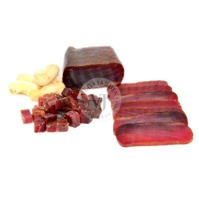 Dried salted Tuna (Mojama)